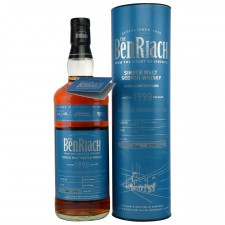Benriach 1998/2016 Single Cask 6401 Triple Distilled PX Sherry Finish