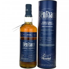 Benriach 2005/2016 Single Cask 5785 Pedro Ximenez Sherry Puncheon
