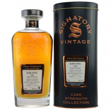 Blair Athol 1988/2017 - Cask No. 6791 (Wine Treated Butt) - (Signatory Cask Strength)