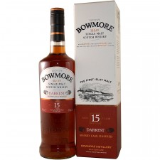 Bowmore 15 Jahre Darkest - Oloroso Sherry Cask Finish