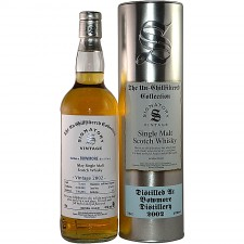 Bowmore 2002/2016 - Cask No. 2174+81 (Refill Sherry Hogsheads) - (Signatory Un-Chillfiltered)