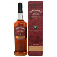 Bowmore 10 Jahre Inspired By The Devil's Cask Series (Liter)