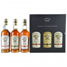 Bowmore Cask Collection Dawn, Darkest und Dusk (3x200ml)