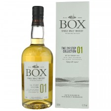 Box Whisky The 2nd Step Collection 01 (Schweden)