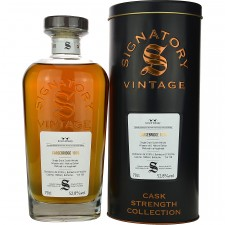 Carsebridge 1976/2016 Single Grain (Signatory Cask Strength Collection)