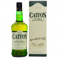 Catto's Rare Old Scottish Blended Scotch Whisky