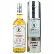 Clynelish 1996/2016 -20 Jahre - Cask No. 6407 (Hogsheads) - (Signatory Un-Chillfiltered)