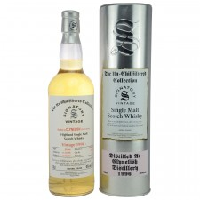 Clynelish 1996/2017 -20 Jahre - Cask No. 11378 (Refill Butt) - (Signatory Un-Chillfiltered)