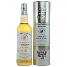 Clynelish 1996/2017 -20 Jahre - Cask No. 11381 (Refill Butt) - (Signatory Un-Chillfiltered)