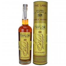 Colonel E.H. Taylor Straight Kentucky Bourbon Single Barrel
