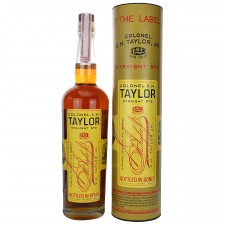 Colonel E.H. Taylor Straight Rye 100 Proof