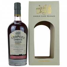 Craigellachie 2008/2016 Port Cask Finish (Vintage Malt Whisky Company - The Coopers Choice)