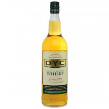 DYC Selected Blended Whisky (Spanien)