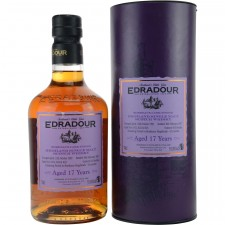 Edradour 1999/2017 17 Jahre Bordeaux Cask Finish
