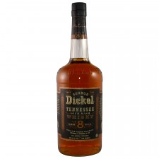 George Dickel Classic No. 8 Tennessee Sour Mash Whisky (Liter)