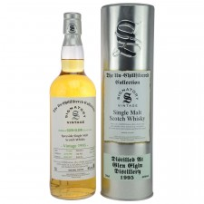 Glen Elgin 1995/2017 - Cask No. 3246+3247  (Hogsheads) - (Signatory Un-Chillfiltered)