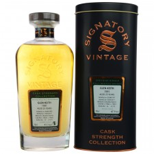 Glen Keith 1991/2017 Cask No's 73642/73643 (Signatory Cask Strength)