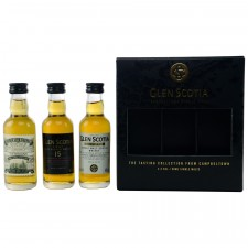 Glen Scotia The Tasting Collection (15 Jahre, Victoriana, Double Cask)