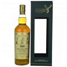 Glen Albyn 1976/2012 (G&M Distillery Label)