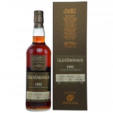 Glendronach 1992/2017 Single Cask No. 52 Sherry Butt Batch #15