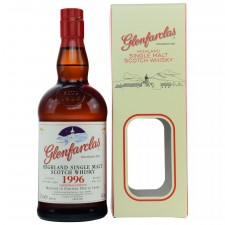 Glenfarclas 1996/2017 Christmas Edition Oloroso Sherry Casks