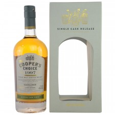 Glenlossie 1997/2017 Madeira Cask Finish (Vintage Malt Whisky Company - The Coopers Choice)