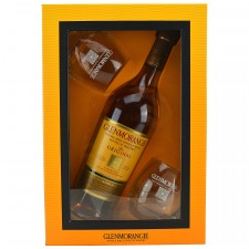 Glenmorangie 10 The Original inkl. 2 Gläsern
