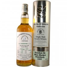 Glenrothes 1997/2017 - Cask No. 9258 (Refill Sherry Butt) - (Signatory Un-Chillfiltered)
