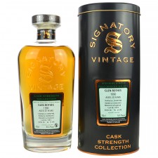 Glenrothes 1990/2016 Cask No. 19011+21 (Signatory Cask Strength)