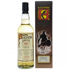 Glenrothes 2002/2015 13 Jahre Cask 800091 (Blackadder Raw Cask)