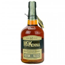 Henry McKenna 10 Jahre Single Barrel Kentucky Straight Bottled in Bond Bourbon Whiskey (USA)