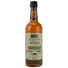 Hirsch Selection 20 Years American Whiskey (USA)