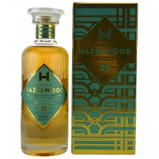 House of Hazelwood 21 Jahre Blended Scotch Whisky
