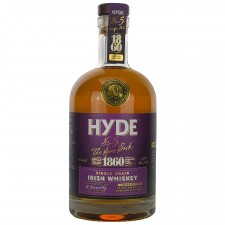 Hyde No. 5 The Aras Cask Burgundy Finish (Irland)