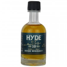 Hyde No. 1 Presidents Cask 10 Jahre Oloroso Sherry Finish (Irland) (Miniatur)