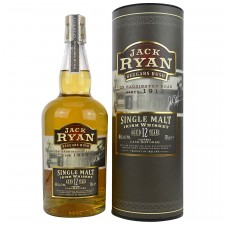 Jack Ryan Beggars Bush 12 Jahre Bourbon Cask Matured Single Malt Irish Whiskey (Irland)