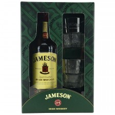 Jameson Irish Whiskey + 2 Tumbler (Geschenkset) (Irland)