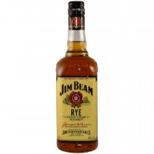 Jim Beam Yellow Label Rye Whiskey (USA: Rye)