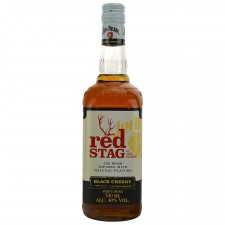 Jim Beam Red Stag Black Cherry infused Spirit Drink (USA)