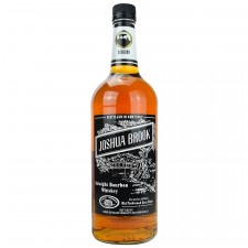 Joshua Brooks Straight Bourbon Whiskey (Liter) (USA: Bourbon)