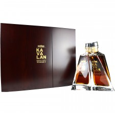 Kavalan-Decanter-Set (Amontillado Single Cask 0,5 und Manzanilla Single Cask 0,5l) (Taiwan)