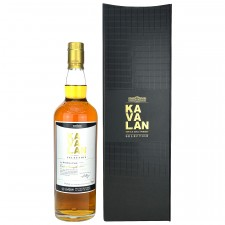 Kavalan Selection Bourbon Cask B101124035A Cask Strength (Taiwan)