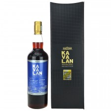 Kavalan Selection Vinho Barrique - 60th Anniversary LMDW (Taiwan)