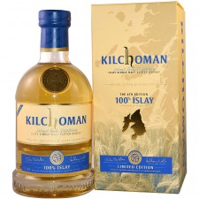 Kilchoman 100% Islay 4th Edition