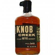Knob Creek Rye Whiskey Small Batch (USA: Rye)