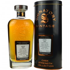 Ledaig 2005/2016 - Cask No. 900160 (1st Fill Sherry Butt) (Signatory Cask Strength Collection)