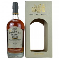 Ledaig 1998/2015 Sherry Cask Matured (Vintage Malt Whisky Company - The Coopers Choice)
