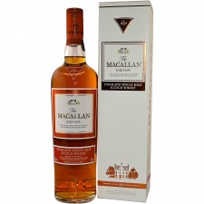 Macallan Sienna 1824 Edition