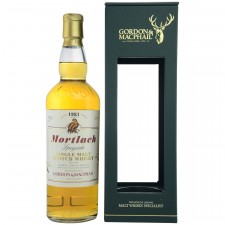 Mortlach 1981/2015 Rare Vintage (Gordon and Macphail Distillery Label)