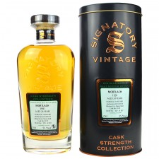 Mortlach 1991/2015 - Cask No. 4240 (Sherry Butt) - (Signatory Cask Strength)